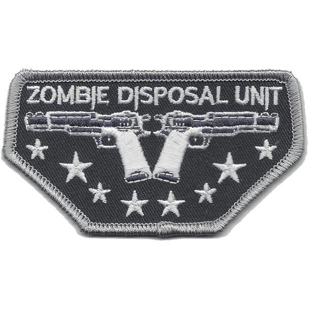 Zombie Disposal Unit Patch