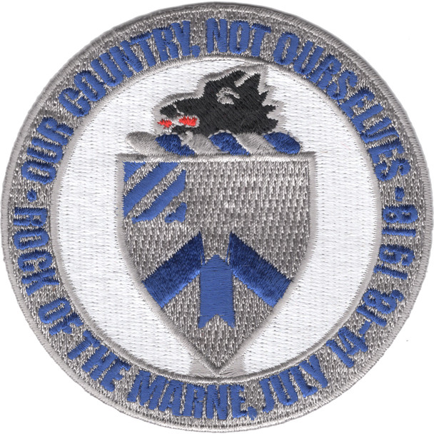 30th Infantry Regiment Patch