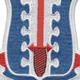187th Airborne Infantry Regiment Patch | Center Detail