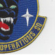 17th SOS Special Operations Squadron Patch - Dog | Lower Right Quadrant