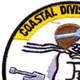 COSDIV-11 Coastal Division Eleven Patch | Upper Left Quadrant