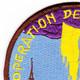 Operation Desert Storm Patch   Upper Left Quadrant
