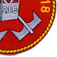 USS Noble APA-218 Patch | Lower Right Quadrant