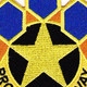 472nd Chemical Battalion Patch | Center Detail