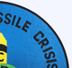 Cuban Missile Crisis Large Back Patch