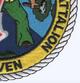 Naval Mobile Construction Battalion Seven Patch