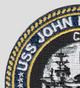 USS John F. Kennedy CVN-79 Hat Patch
