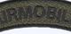 Army Airmobile OD Rocker Patch