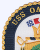 USS Oakland LCS-24 Patch