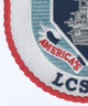 USS Cooperstown LCS-23 Patch