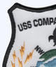 USS Compass Island AG-153 Patch
