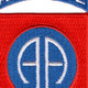 82nd Airborne Division Patch | Center Detail