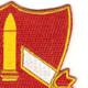 28th Field Artillery Regiment Patch | Upper Right Quadrant