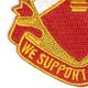28th Field Artillery Regiment Patch | Lower Left Quadrant