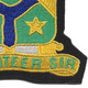 278th Cavalry Regiment Patch | Lower Right Quadrant