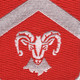 40th Engineer Battalion Patch | Center Detail