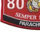 8023 Parachutist MOS Patch   Lower Left Quadrant