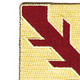 32nd Cavalry Regiment Patch   Upper Left Quadrant
