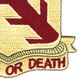 32nd Cavalry Regiment Patch   Lower Right Quadrant