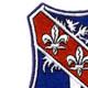 327th Airborne Infantry Regiment Patch   Upper Left Quadrant