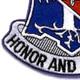 327th Airborne Infantry Regiment Patch   Lower Left Quadrant
