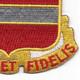 258th Field Artillery Battalion Patch | Lower Right Quadrant