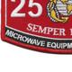 2532 MOS Microwave Equipment Operator Patch | Lower Left Quadrant