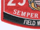 2512 Field Wireman MOS Patch