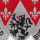 249th Engineer Battalion Patch | Center Detail