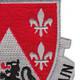 249th Engineer Battalion Patch | Upper Right Quadrant