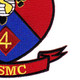 1st Battalion 25th Marines 4th Division Patch | Lower Right Quadrant