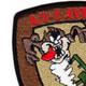 1 Battalion 1st Aviation Regiment A Company Patch   Upper Left Quadrant