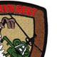 1 Battalion 1st Aviation Regiment A Company Patch   Upper Right Quadrant