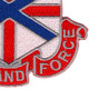192nd Field Artillery Battalion Patch | Lower Right Quadrant