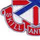 192nd Chemical Battalion Patch | Lower Left Quadrant