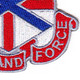 192nd Chemical Battalion Patch | Lower Right Quadrant
