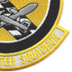 190th Fighter Squadron A-10 Patch | Lower Right Quadrant