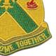 190th Field Artillery Battalion patch | Lower Right Quadrant
