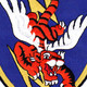 23rd Fighter Squadron Patch | Center Detail