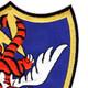23rd Fighter Squadron Patch | Upper Right Quadrant