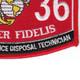 2336 Explosive Ordnance Disposal Technician MOS Patch   Lower Right Quadrant
