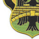 228th Military Police Battalion Patch   Lower Left Quadrant
