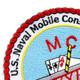 21st U.S. Naval Mobile Construction Battalion Patch | Upper Left Quadrant