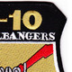 190 Fighter Sqd A-10 Idaho NG Patch   Upper Right Quadrant
