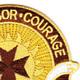 18th Medical Command Patch | Upper Right Quadrant