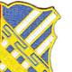 18th Field Artillery Regiment Patch | Upper Right Quadrant