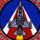 187th Fighter Wing ANG Montgomery AL Patch | Center Detail