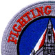 187th Fighter Wing ANG Montgomery AL Patch | Upper Left Quadrant