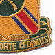 187th Armored Cavalry Regiment Patch | Lower Right Quadrant