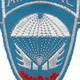 187th Airborne Infantry Regiment Patch - Korea | Center Detail